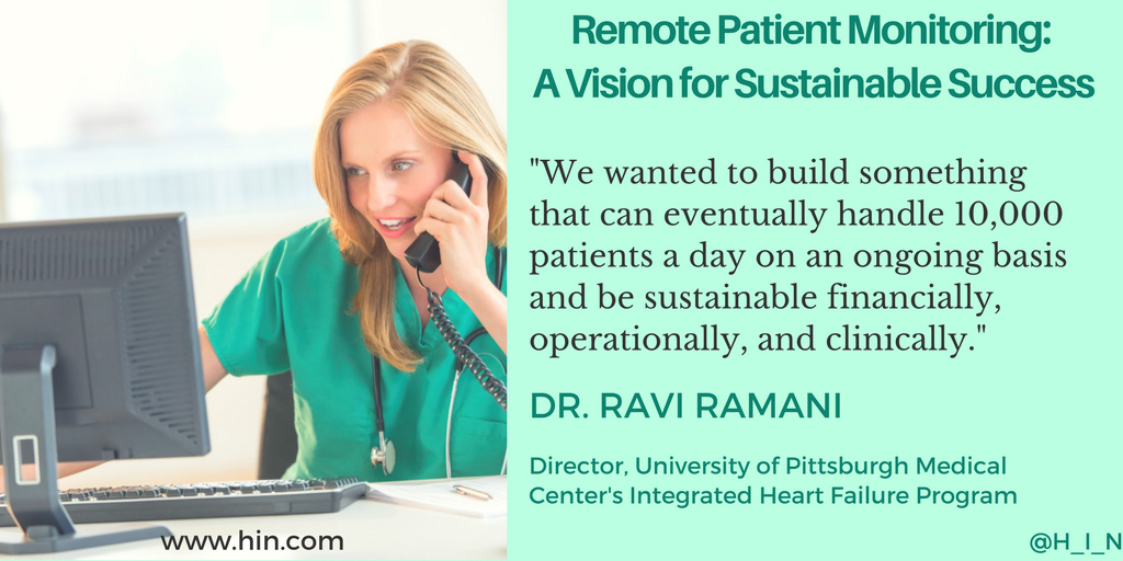 Remote Monitoring « Healthcare Intelligence Network