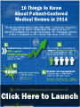 10 Things to Know About Patient-Centered Medical Homes in 2014